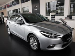 Mazda 3 (Bạc) - Đủ Màu Giao Ngay - LH Hotline Nhận Giá Tốt Nhất