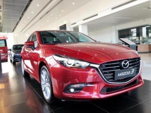 Mazda 3 (Đỏ 46V) - Đủ Màu Giao Ngay - LH Hotline Nhận Giá Tốt Nhất