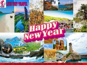 Tour Du Lịch Ninh Chữ Đà Lạt Tết Nguyên Đán 2019