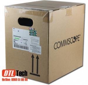 Dây cáp mạng Cat6 Commscope.AMP Cat6 UTP 8 sợi đồng (305m)