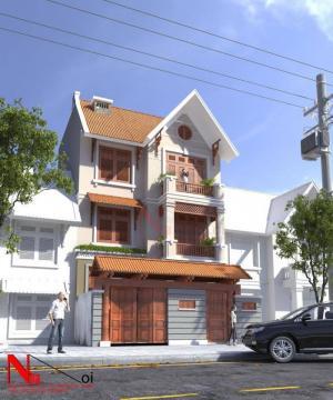 Thiết kế và thi công xây dựng nhà ống và biệt thự tại Thái Nguyên-Nhà Mới