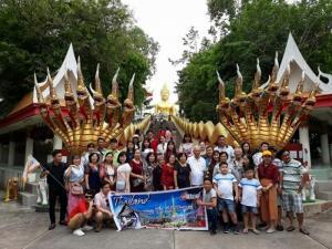 Tour Thái Lan 5n4d 13/12