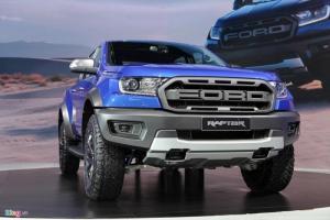 Ford Ranger Raptor 2.0 Bi-Turbo (đủ màu)