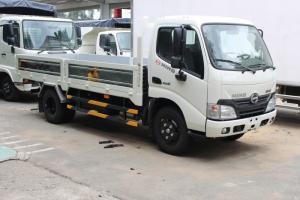 Xe tải Hino XZU650L 1.9 tấn thùng lửng, trả trước 100 triệu có xe giao trong ngày