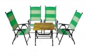 Bàn ghế nhựa dùng cho quán cafe tại xưởng sản xuất YN 02