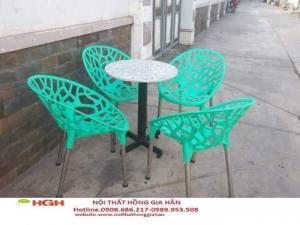 Ghế nhựa giá rẻ nhất hghi01