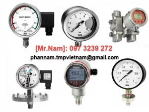 4 loại thiết bị đo áp suất dùng trong nhà máy