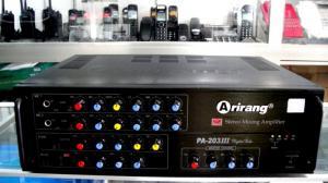 Amply Arirang PA-203III công suất 300W giá 2,400K
