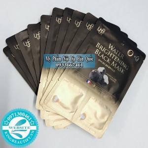 Mặt Nạ Thải Độc, UGB Black Truffle Watering Black Mask (Hàn Quốc)