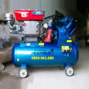 Máy nén khí chạy bằng dầu diesel tm-w-1.0/8-500l