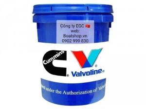 Nhớt Valvoline 20W50 , 15W40, thùng 18L