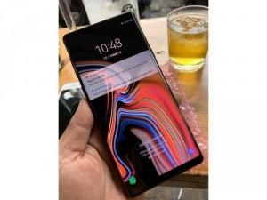 Note 9 Màu Nâu bản 128g Hàn Quốc