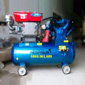 Máy nén khí chạy bằng dầu diesel tm-w-1.6/12.5-500l