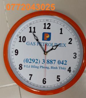 cơ sở sản xuất đồng hồ treo tưởng gas petrolimex