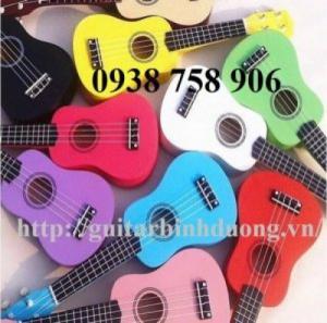 Bán đàn ukulele đủ loại giá siêu rẻ tại bình dương