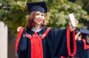 Địa chỉ may áo tốt nghiệp giá rẻ, lễ phục tốt nghiệp giá rẻ