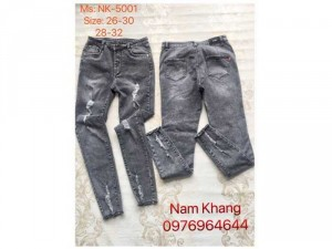 quần jeans nữ NK-5001