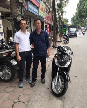 Cửa hàng Xe Máy SH Cũ Uy Tín- Chất Lượng nhất Hà Nội.