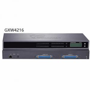 Card gateway 16 máy lẻ điện thoại analog gxw4216