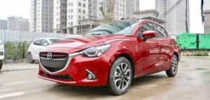 Mazda 2 nhập khẩu (đỏ) - Đủ màu giao ngay - Gọi hotline nhận giá tốt nhất