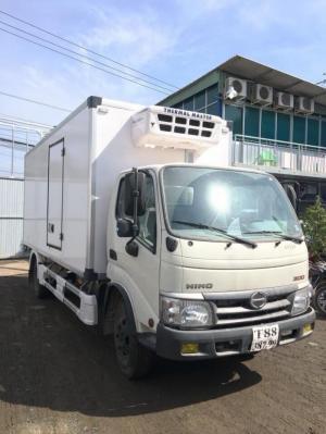 Xe tải Hino Dutro WU342L 4.5 tấn thùng đông...
