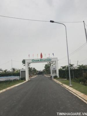 Bán đất nền sổ riêng Anh Tuấn Garden đường Huỳnh Tấn Phát Phú Xuân DT 5m x 16m giá 28 Tr/m2