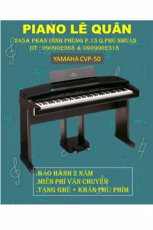 PIANO YAMAHA CVP50