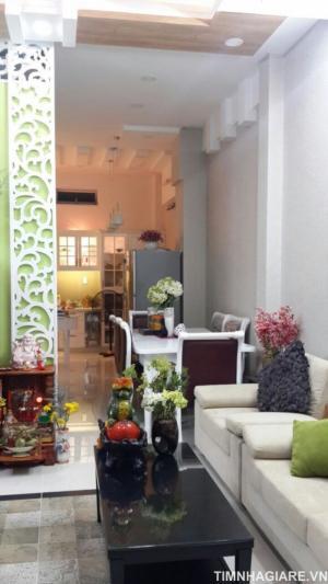 Bán nhà hẻm 83 Đào Tông Nguyên, Thị Trấn Nhà Bè, Tp Hồ Chí Minh. DT 4.4m x 13m, 2 lầu