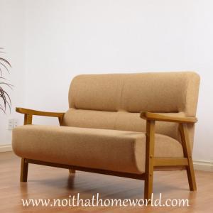 Sofa bọc vải thoáng mát- Hàng xuất đi Nhật