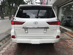 Bán Lexus LX Lx570 Trung Đông sx 2016, màu trắng mới 100% LH: 0982.842838