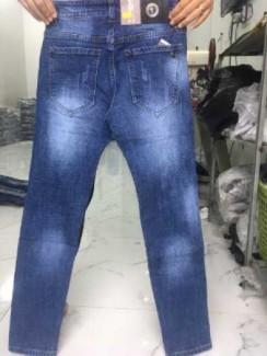 Sỉ quần Jean nam - quần Jean nam giá sỉ
