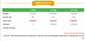 Chương trình Nhân đôi VIP cho khách hàng VIP đăng tin bài nhanh dễ dàng, hỗ trợ bài PR miễn phí