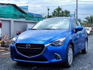 Mazda 2 nhập khẩu (xanh ngọc) - Đủ màu giao ngay - Gọi hotline nhận giá tốt nhất