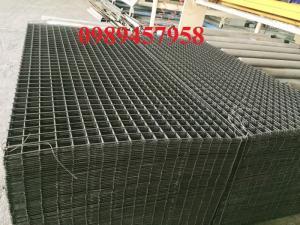 Sản xuất Lưới thép hàn chập phi 6 ô 200x200 có sẵn mới 100%