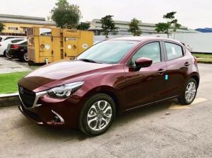 Mazda 2 nhập khẩu (đỏ mận) - Đủ màu giao ngay - Gọi hotline nhận giá tốt nhất