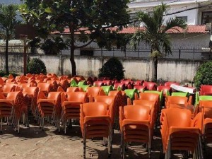 Cần thanh lý 500 ghế nhựa bữ hoàng  giá rẻ
