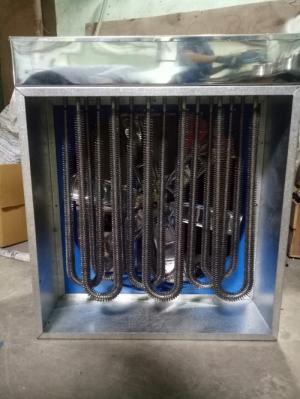 Lò sấy, Box nhiệt sấy 600x600/220V-380v/ 20kw + Quạt