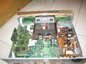 Đầu Dvd Pioneer S838a