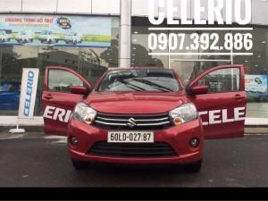 Suzuki Celerio 2018 - Nhập Thái - Quà Hấp Dẫn 329.000.000 Đ - Bán Xe Trả Góp 4.756.000/ Tháng