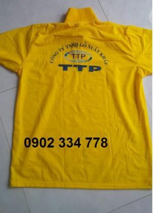 sản xuất áo thun cotton pe giá rẽ - chuyên áo thun đồng phục