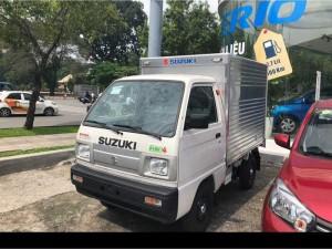 Bán Xe Suzuki Tải Nhỏ máy Xăng TpHcm - Chất Lượng Nhật Bản, Tặng ngay Trước Bạ - 5 món phụ kiện