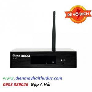 Arirang smart TV Box Karaoke 3600 hàng chục ngàn bài karaoke bản quyền