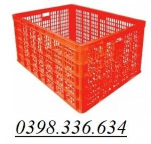 Thùng nhựa rỗng HS015 giá tốt