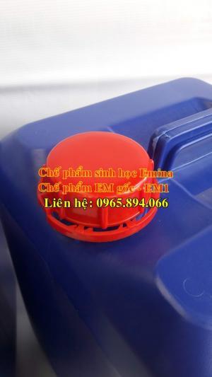 Chế phẩm sinh học EM1 - EM gốc - chế phẩm Emina - Đại học Nông nghiệp 1 Hà Nội