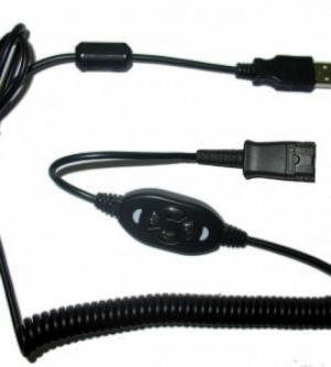 Cáp kết nối tai nghe với máy tính