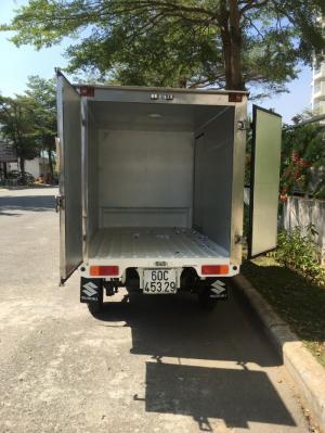 Xe tải Suzuki Truck - Thùng Kín