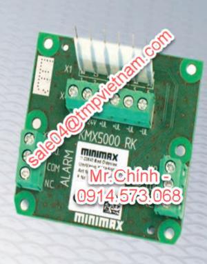 KMX5000 Module truyền thông tín hiệu báo cháy Minimax