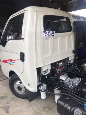 Giá xe tải jac x150 khuyến mãi tặng 100% phí trước bạ bảo hành 2 năm