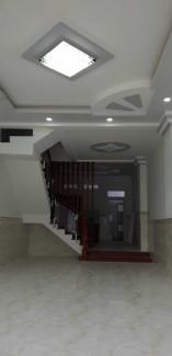 Cho thuê nhà mới xây ngay mặt tiền đường An Dương Vương, P. 16, Quận 8 làm văn phòng, công ty. Liên hệ ngay Mr Định 0909999339