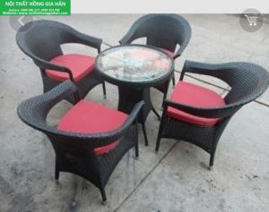 bàn ghế cafe hgh-01